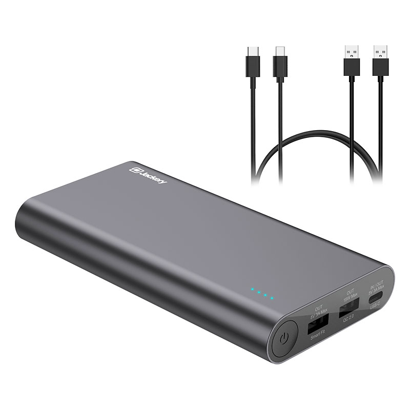 Jackery Titan S 20100mAh Portable Battery - Black - JK201BBKH