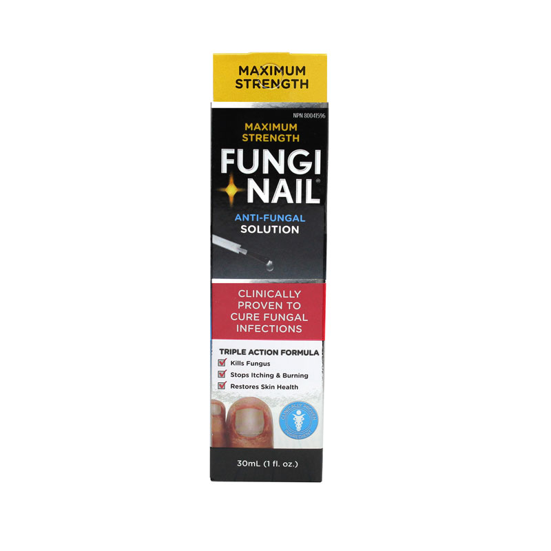 Fungi Nail Toe and Foot Liquid - 30ml | London Drugs