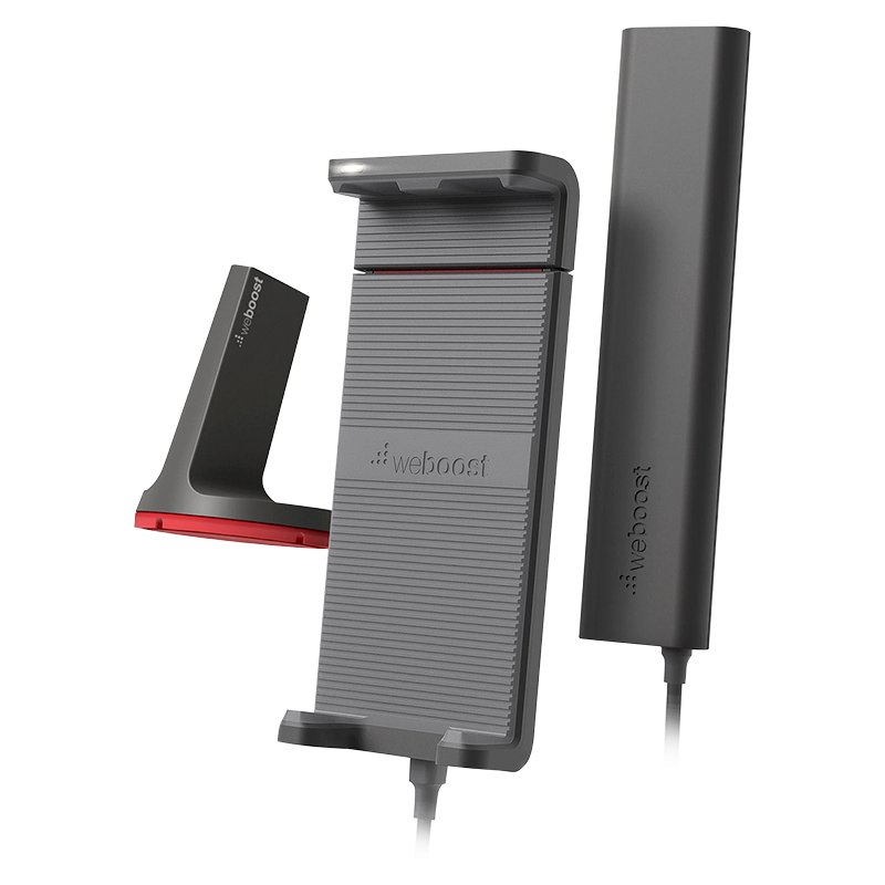Weboost Drive Sleek Cradle Cellular Signal Booster - Black - 470135