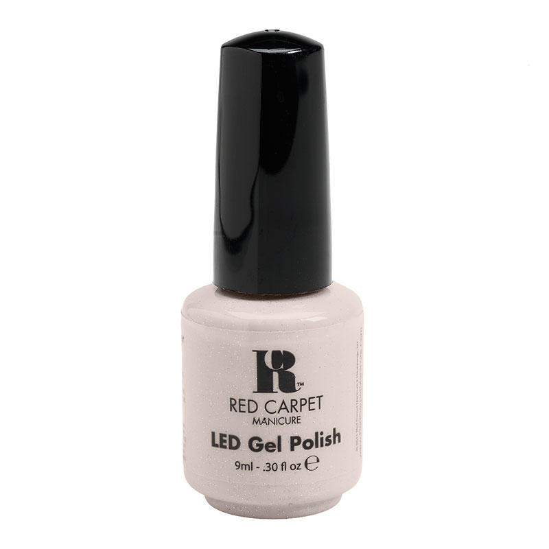 Red Carpet Manicure LED Gel Nail Polish - Camera Shy