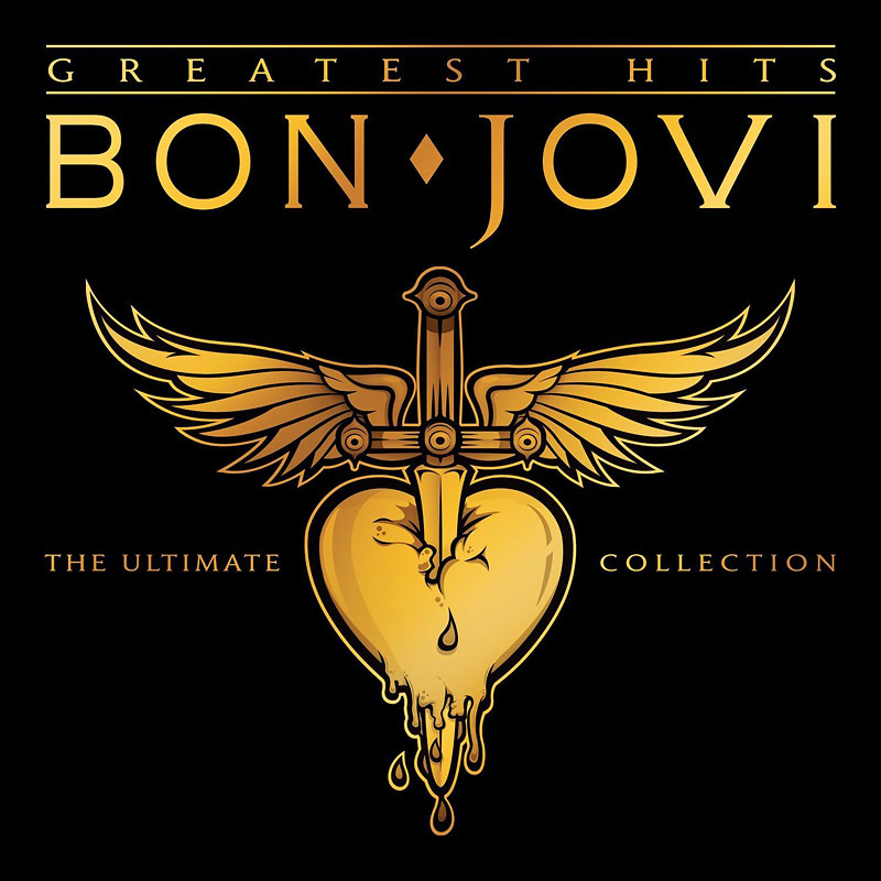 Bon Jovi - Bon Jovi Greatest Hits - The Ultimate Collection - CD