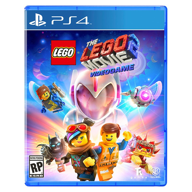 PS4 The Lego Movie 2 Videogame - 1000739978