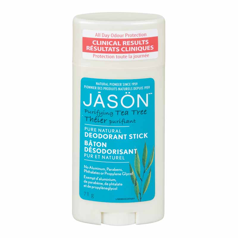 Jason Deodorant Stick - Tea Tree  - 71g