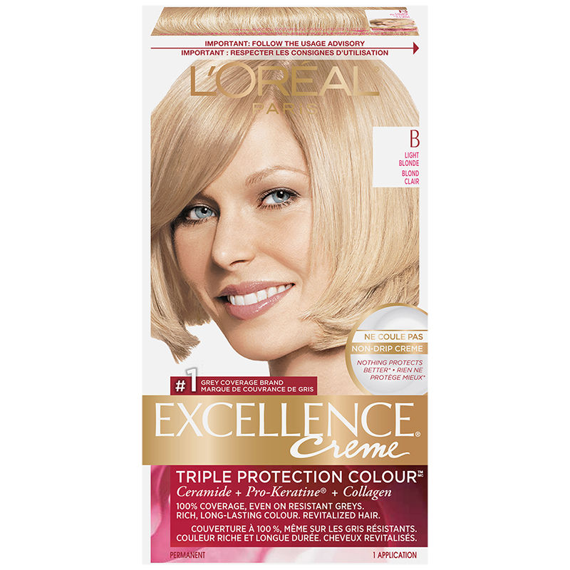 L'Oreal Excellence Creme - B Light Blonde