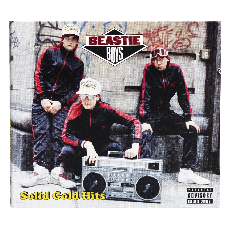 Beastie Boys - Solid Gold Hits - Vinyl