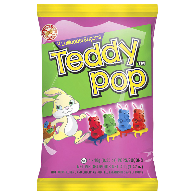 Teddy Pop Candy - 40g