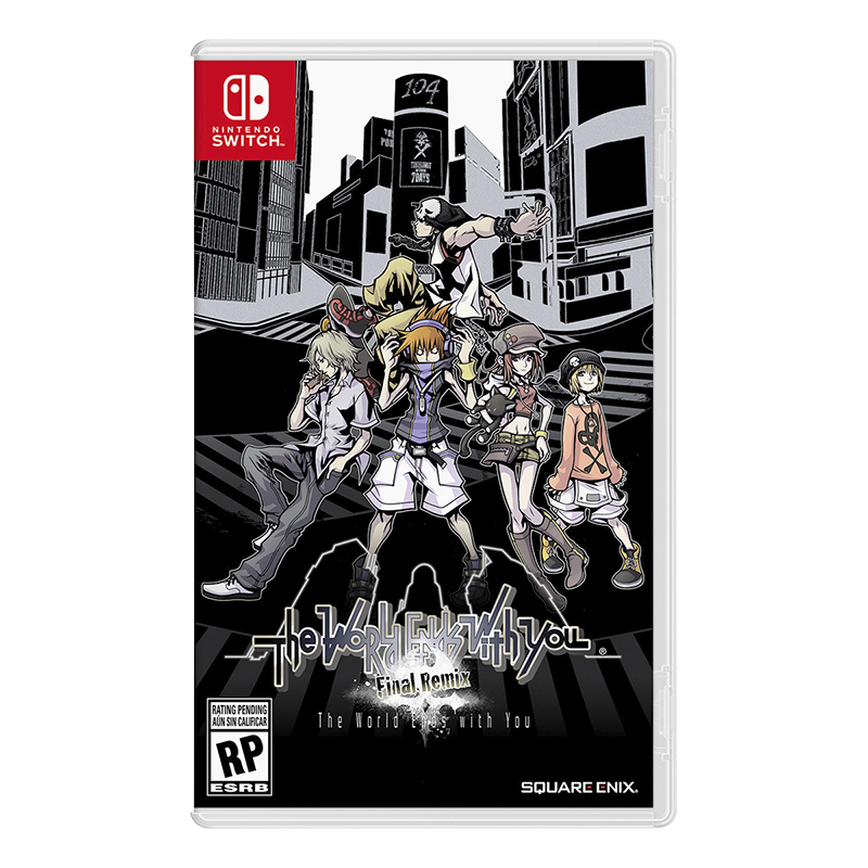 Nintendo Switch The World Ends With You - Final Remix