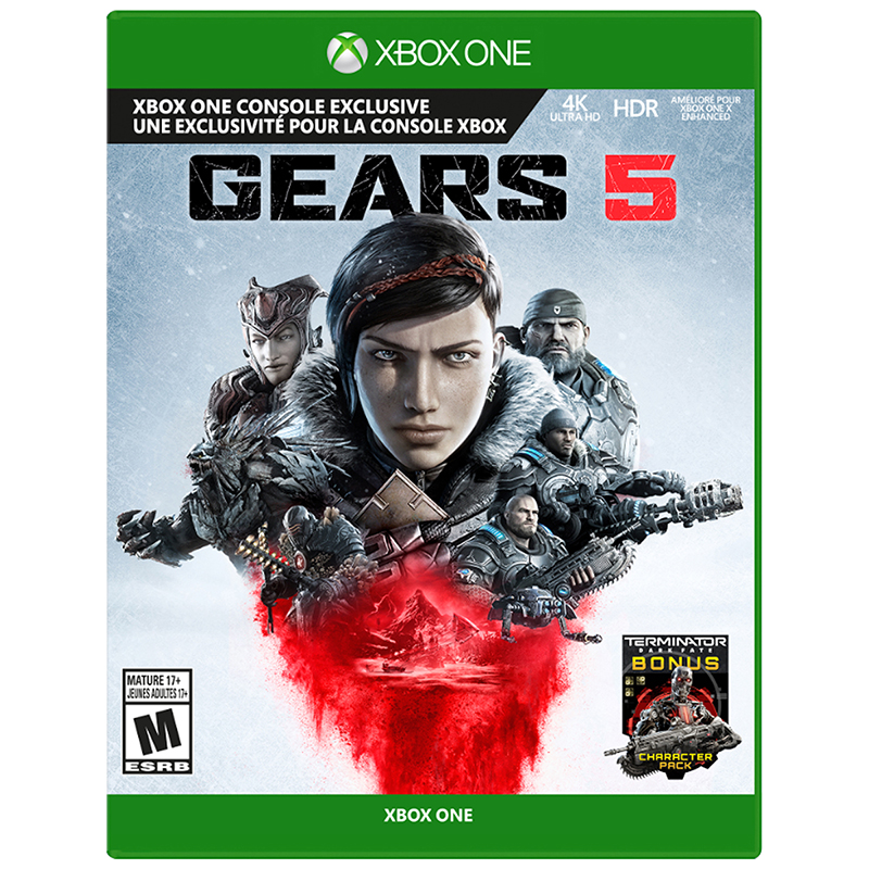 Xbox One Gears 5 - 6ER-00002