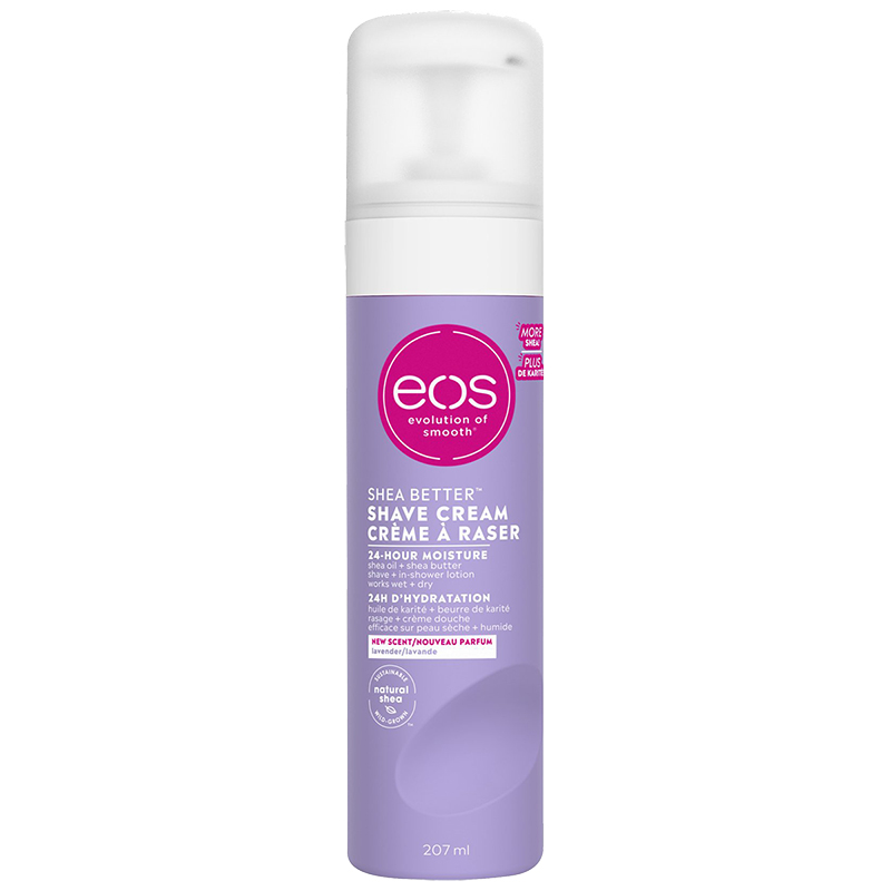 eos Shaving Cream - Lavender Jasmine - 207ml