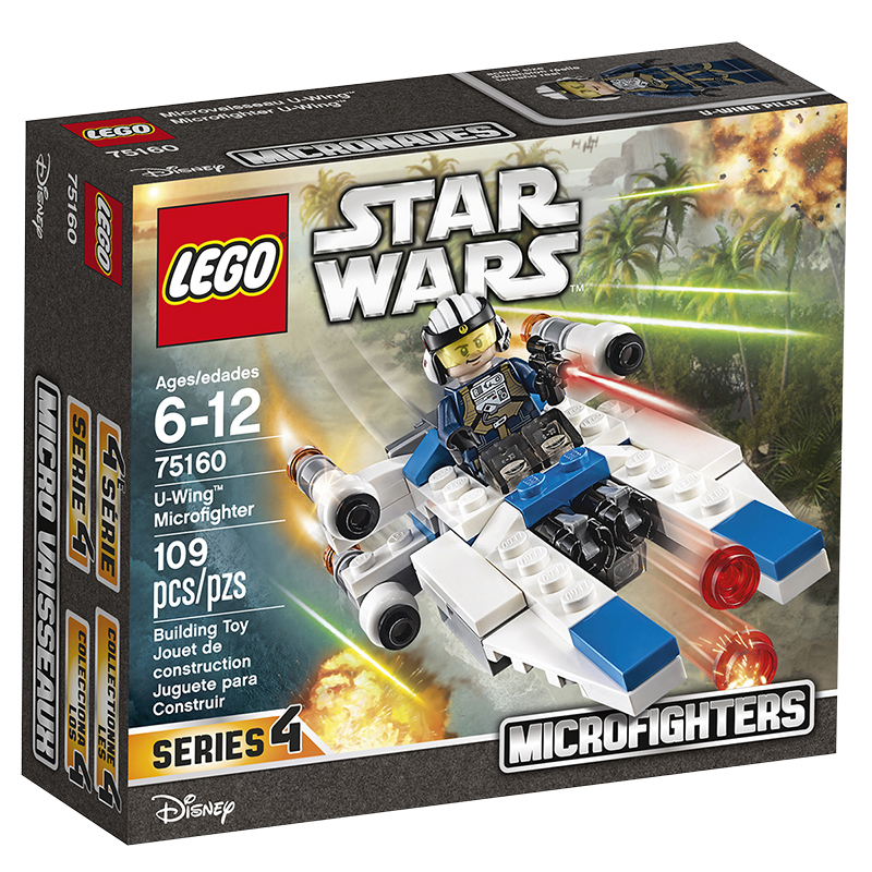 LEGO® Stars Wars - U-Wing Microfighter