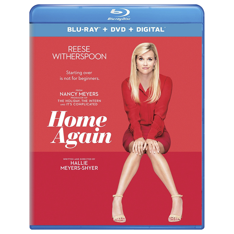 Home Again - Blu-ray