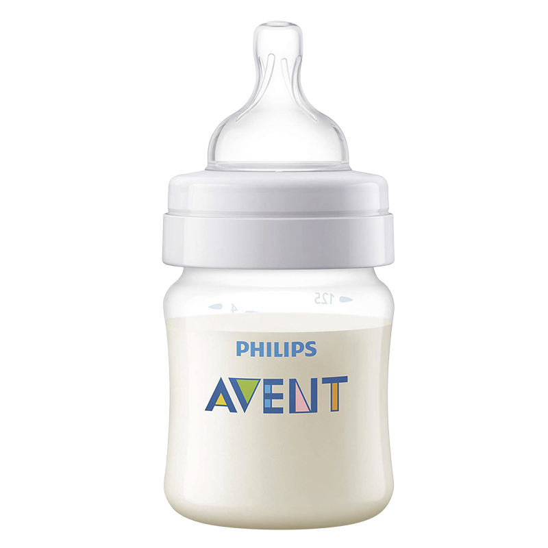 Philips Avent Classic+ Anti-Colic Bottle - 125ml