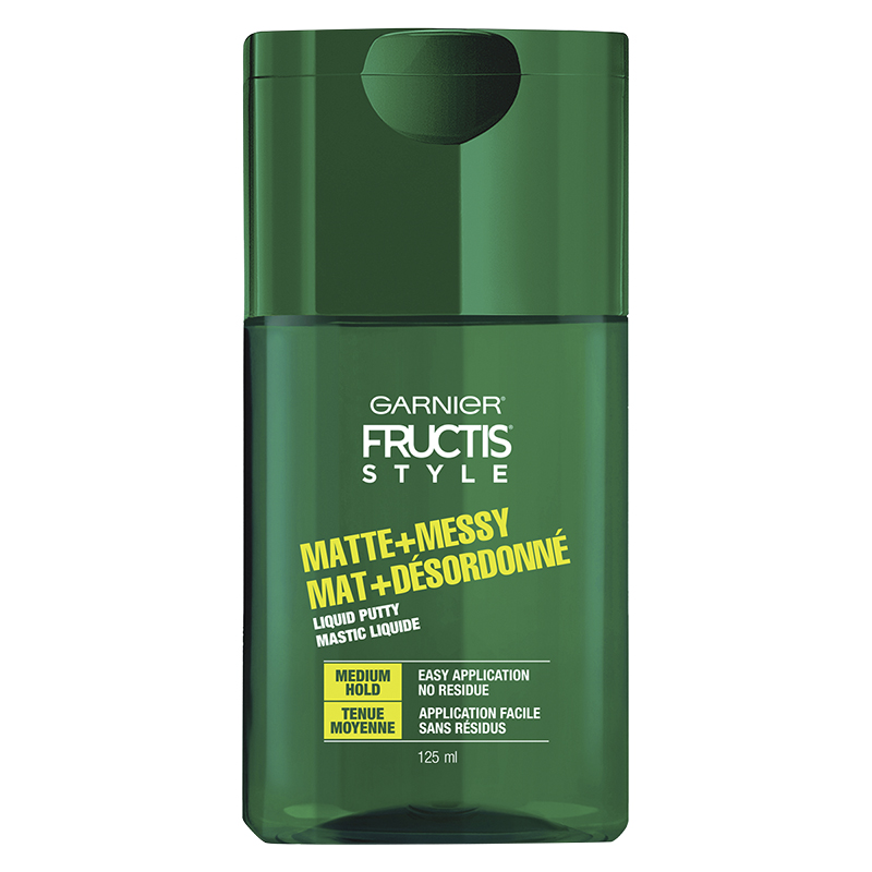 Garnier Fructis Style Matte+Messy Liquid Putty - Medium Hold - 125ml