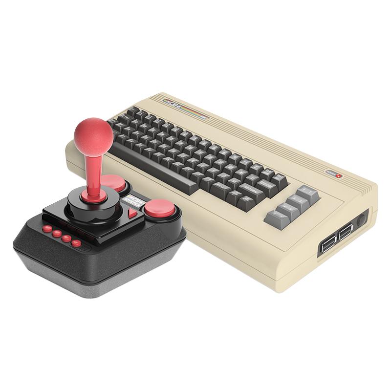 The C64 Mini Game Console - 19354