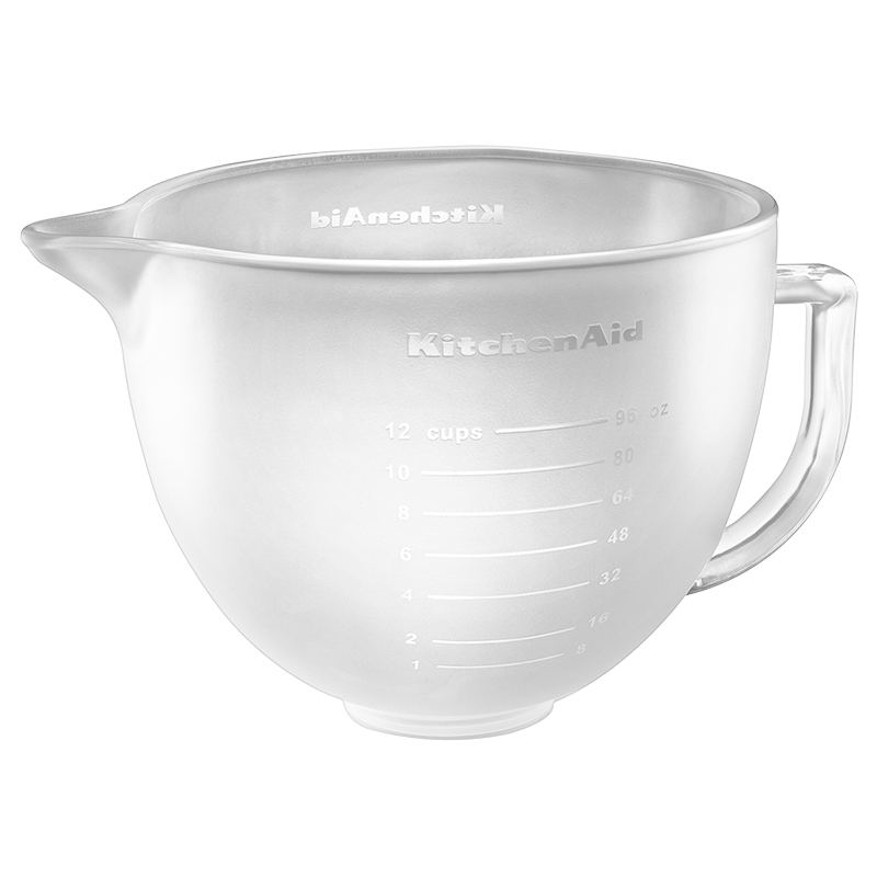 KitchenAid Frost Glass Bowl - Frosted - K5GBF