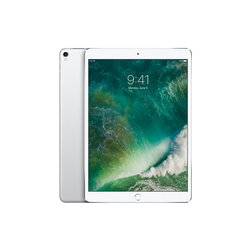 Apple iPad Pro Cellular - 10.5 Inch - 256GB - Silver - MPHH2CL/A