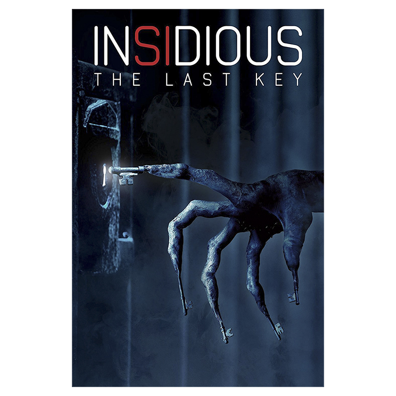 Insidious: The Last Key - DVD
