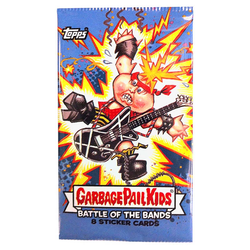 2017 Garbage Pail Kids #2