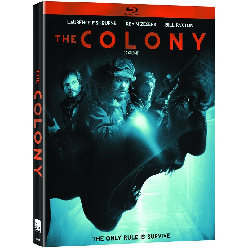 The Colony - Blu-ray