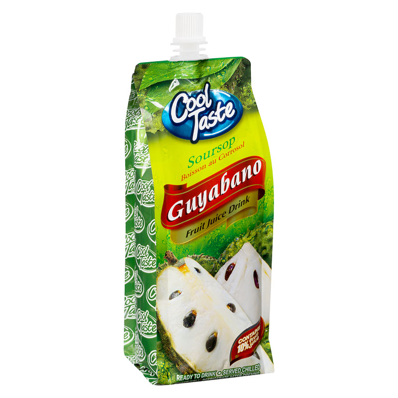 Cool Taste Fruit Juice - Guyabano - 500ml