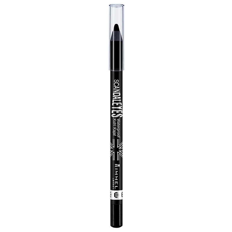 Rimmel ScandalEyes Waterproof Kohl Liner - Black