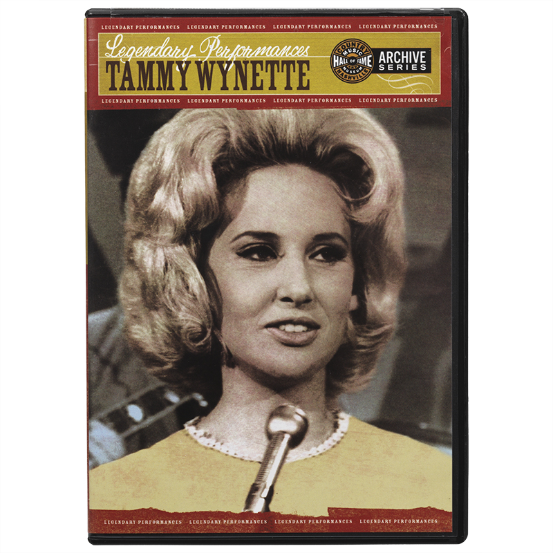Tammy Wynette - Legendary Performances - DVD