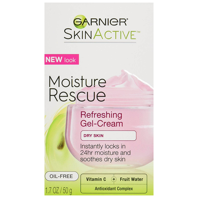 Garnier Moisture Rescue Refreshing Gel-Cream - Dry Skin - 50g