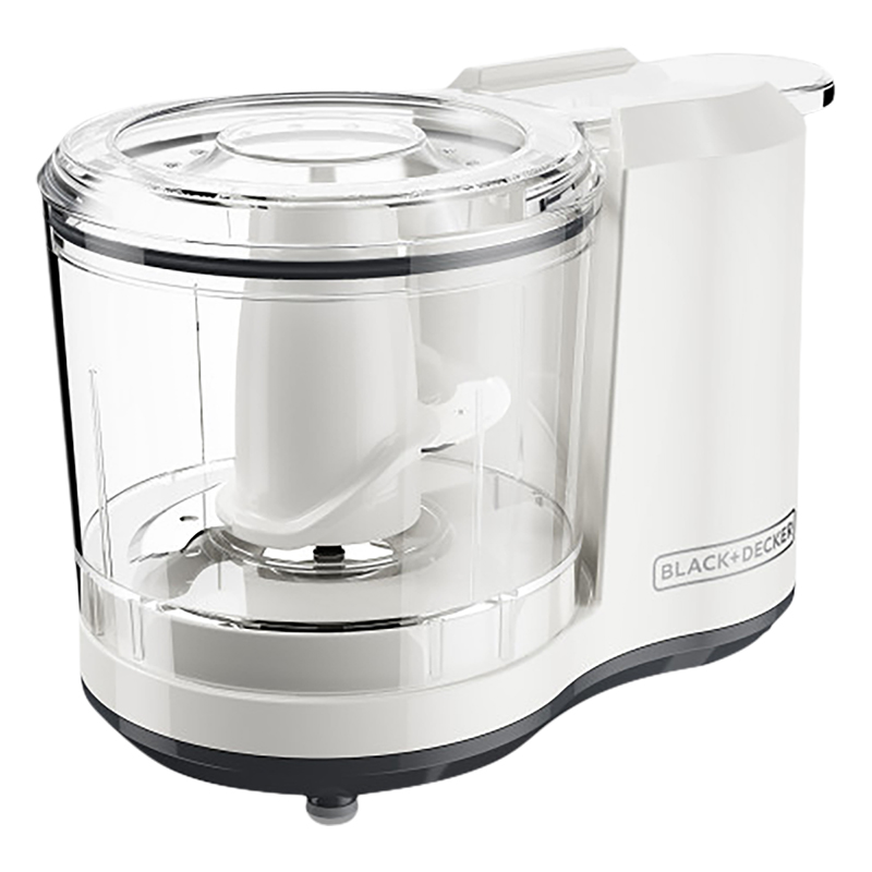 Black & Decker Simple One-Touch Chopper - 1.5 cup - HC150WC
