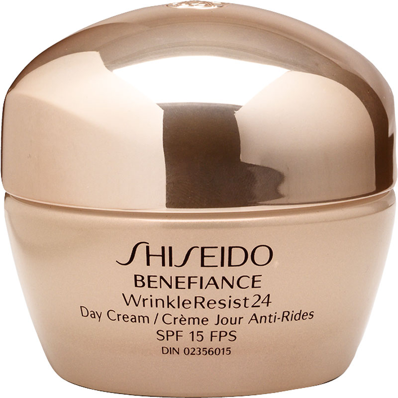 Shiseido Benefiance WrinkleResist24 Day Cream - SPF 15 - 50ml