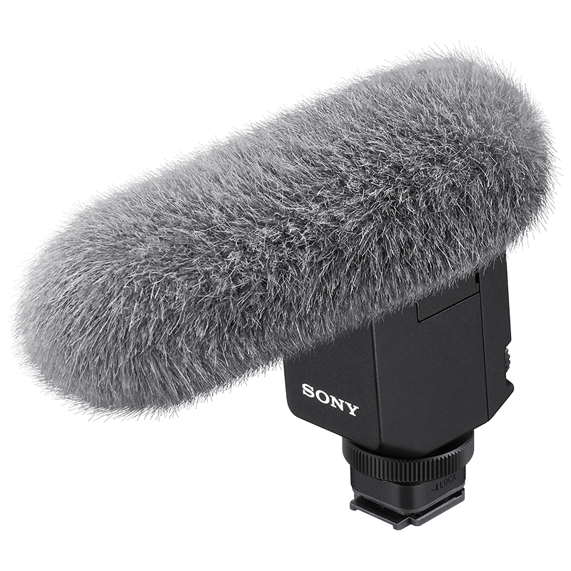 Sony Digital Shotgun Microphone - ECMB1M