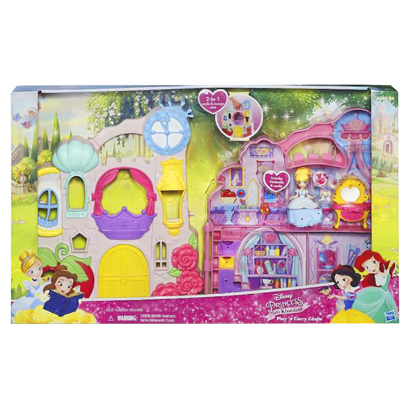 Princess Play N Carry Castle