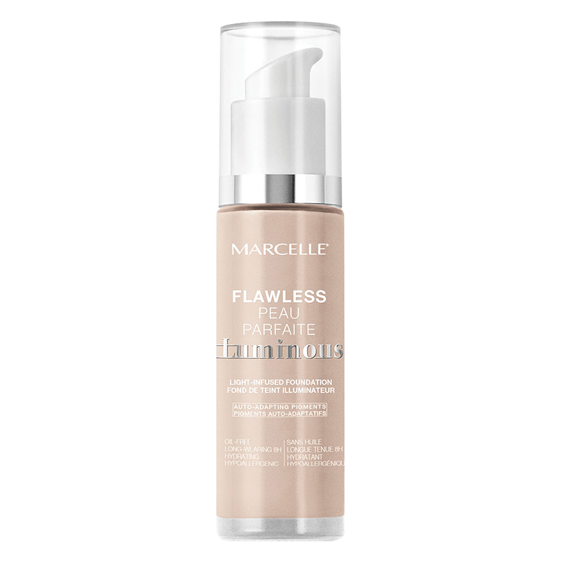 Marcelle Flawless Luminous Light-Infused Foundation - Classic Ivory