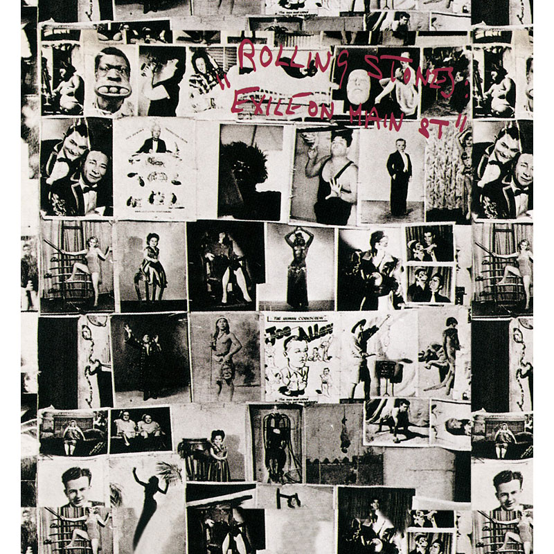 Rolling Stones - Exile on Main Street - CD