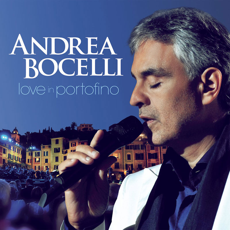 Andrea Bocelli - Love In Portofino - CD+DVD