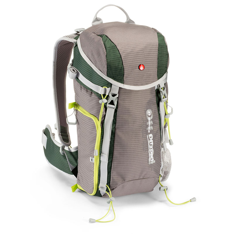 Manfrotto Off Road Hiker 20L Backpack - Grey - MOR-BP20GY