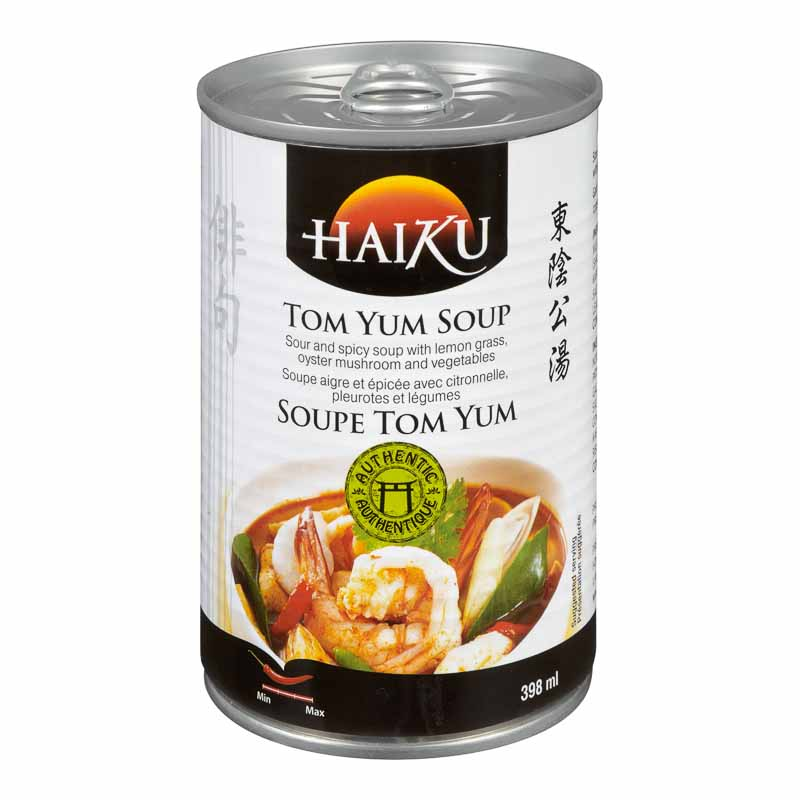 Haiku Tom Yum Soup - 398ml