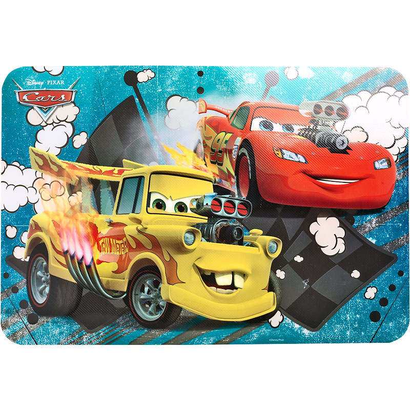 Children's Placemat - Disney Cars