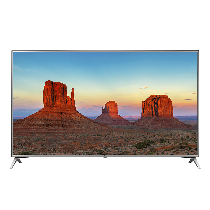 LG 70-in 4K UHD True Motion 120 Smart TV with webOS 4.0 - 70UK6570