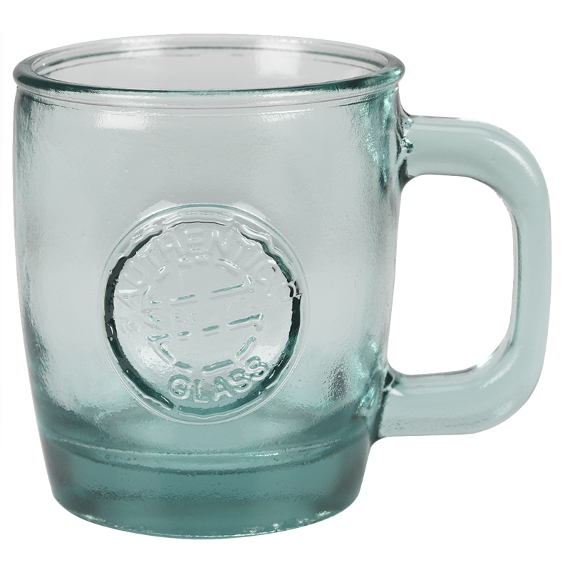 London Drugs Green Glass Authentic Mug -  360ml