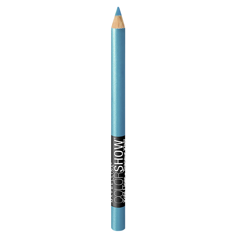 maybelline color show kohl liner turquoise flash london drugs