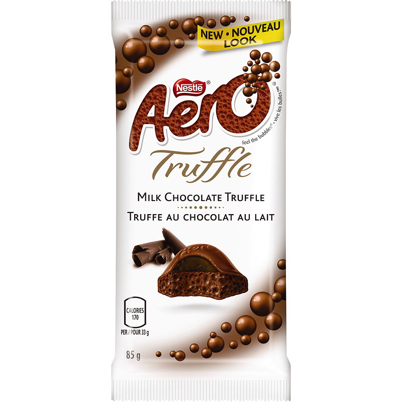 Nestle Aero Truffle - Milk Chocolate - 85g