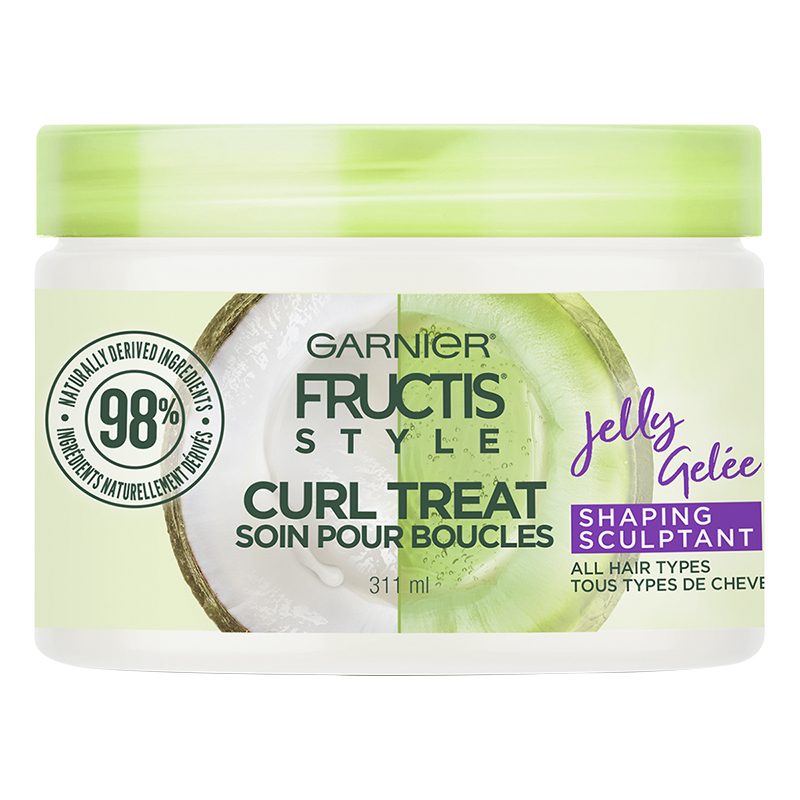 Garnier Fructis Style Curl Treat Jelly - Shaping - 311ml