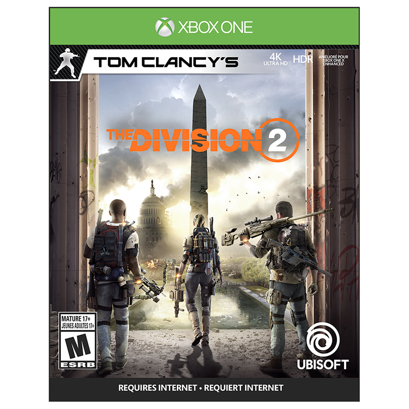 Xbox One Tom Clancy's The Division 2 - UBP5040218