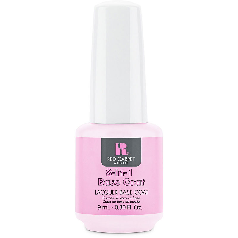 Red Carpet Manicure 8-in-1 Base Coat - 9ml