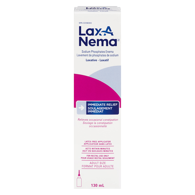 Lax A Nema Laxative -130ml
