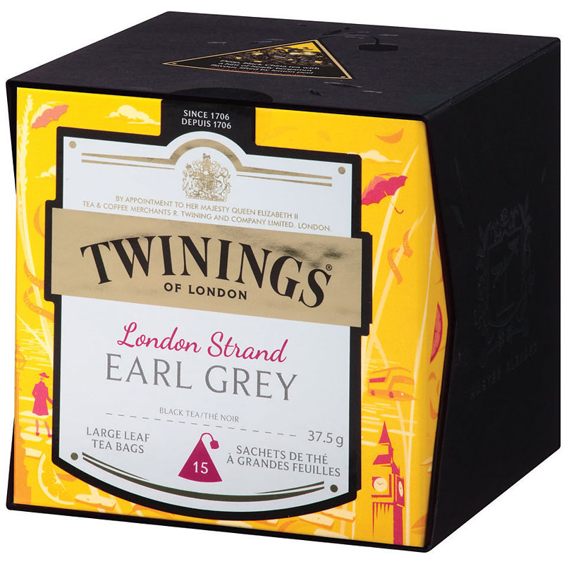 Twinings Tea - London Strand Earl Grey - 15's