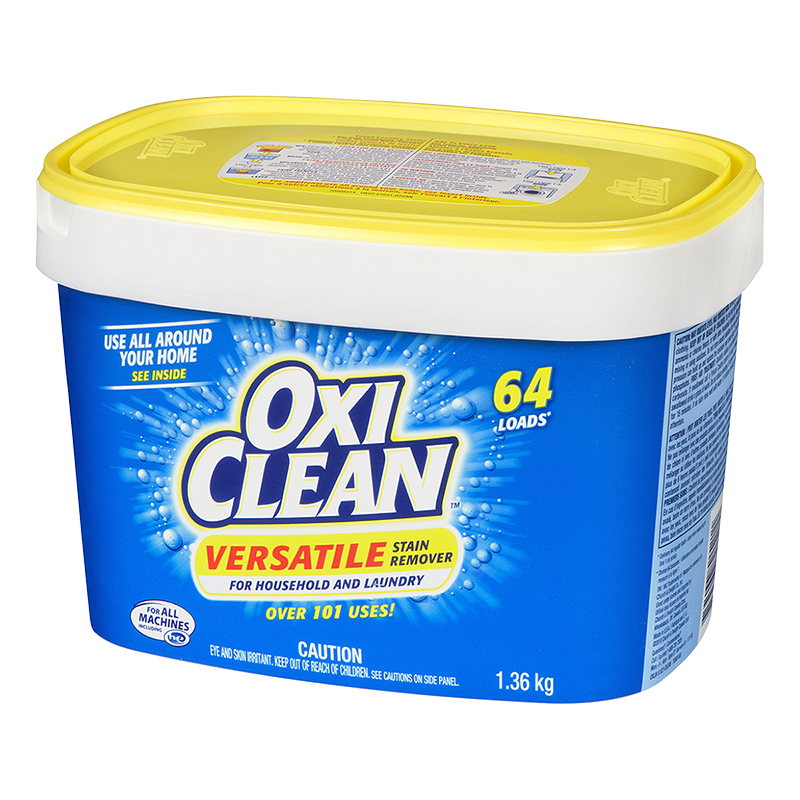 OxiClean Versatile Stain Remover Powder Tub - 1.36kg/64 Loads