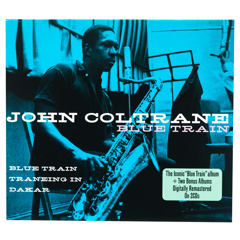 John Coltrane - Blue Train - 2 CD
