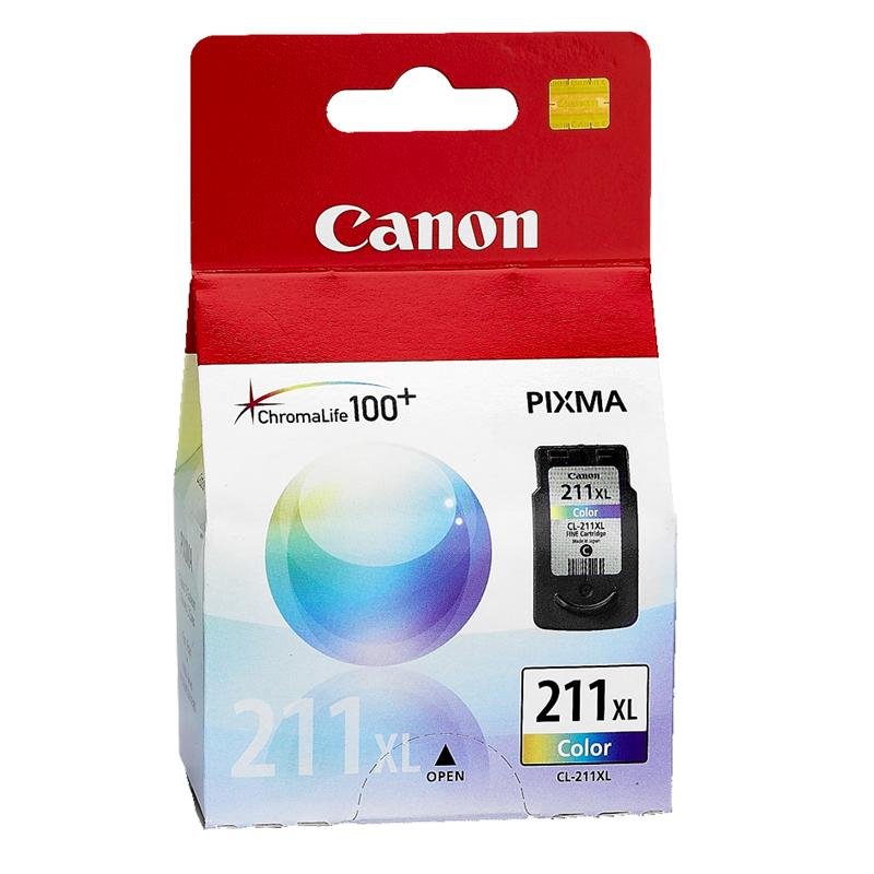 Canon CL-211XL High Capacity Ink Cartridge - Colour