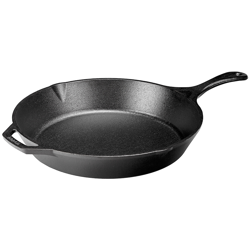Lodge Cast Iron Skillet - Black - 13.25inch